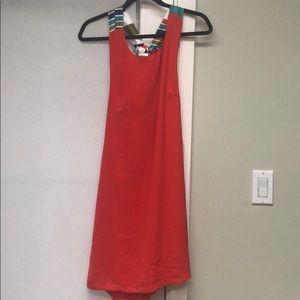 Dresses & Skirts - Cute burnt orange dress